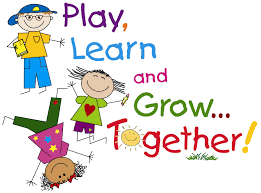 Children play, learn, and grow