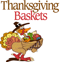 Annual Thanksgiving Baskets